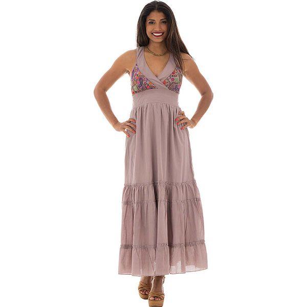 8209660633948f Sukienka w kolorze jasnoróżowym - Czerwone sukienki damskie marki ...