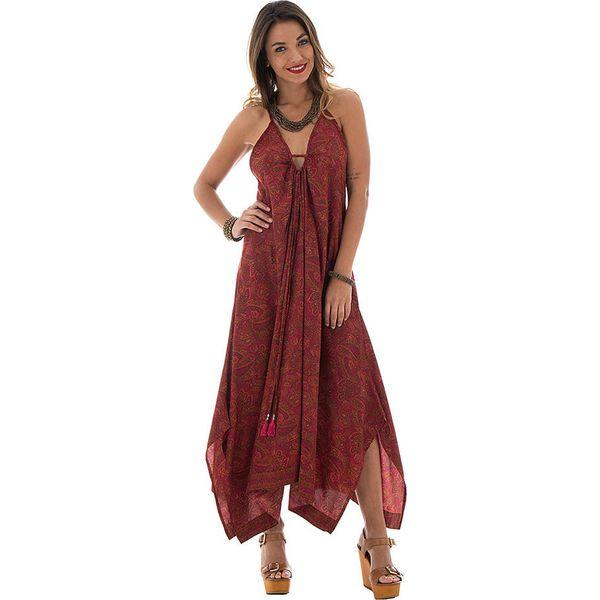 993ca08f0888b5 Sukienka w kolorze czerwonym - Czerwone sukienki damskie marki Aller ...