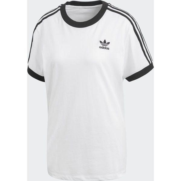 0ff8ec89e Adidas Koszulka damska Originals 3-Stripes biała r. 34 (CY4754 ...