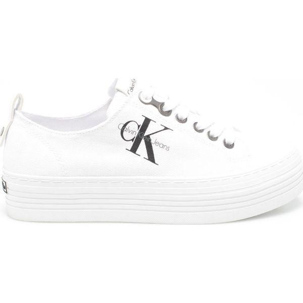 27bdad9903b05 Obuwie damskie marki Calvin Klein Jeans - Kolekcja lato 2019 - Butik -  Modne ubrania, buty, dodatki dla kobiet i dzieci