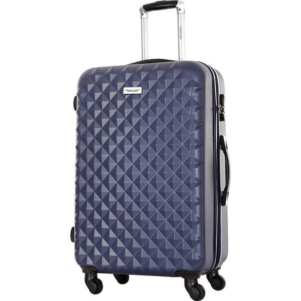 87a6c4d7b9a32 Walizka w kolorze granatowym - 85 l - Niebieskie walizki marki ...