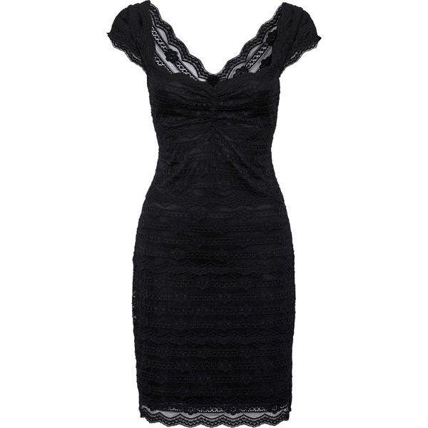 d27dff06cc Sukienka koronkowa bonprix czarny - Czarne sukienki damskie marki ...