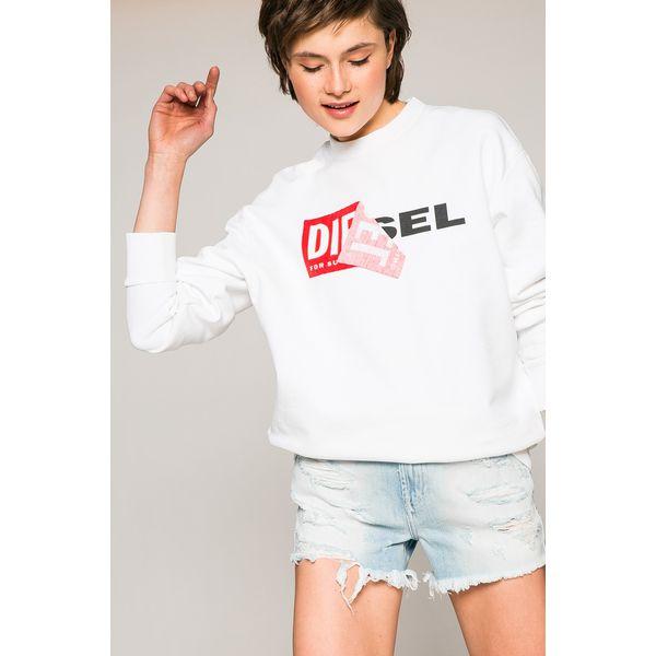 94453a2a9d98a Diesel - Bluza - Bluzy damskie marki Diesel. W wyprzedaży za 369.90 ...