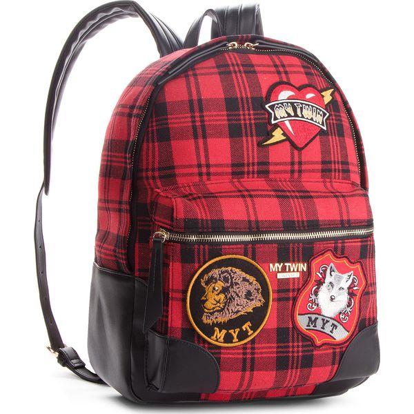 82646bdd62a0f Plecak MY TWIN - Zaino RA8TBB St. Tartan Pap 03085 - Plecaki marki ...
