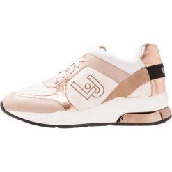 e8caebc3fedea Liu Jo Jeans KARLIE Sneakersy niskie nude. Trampki damskie marki Liu Jo  Jeans.