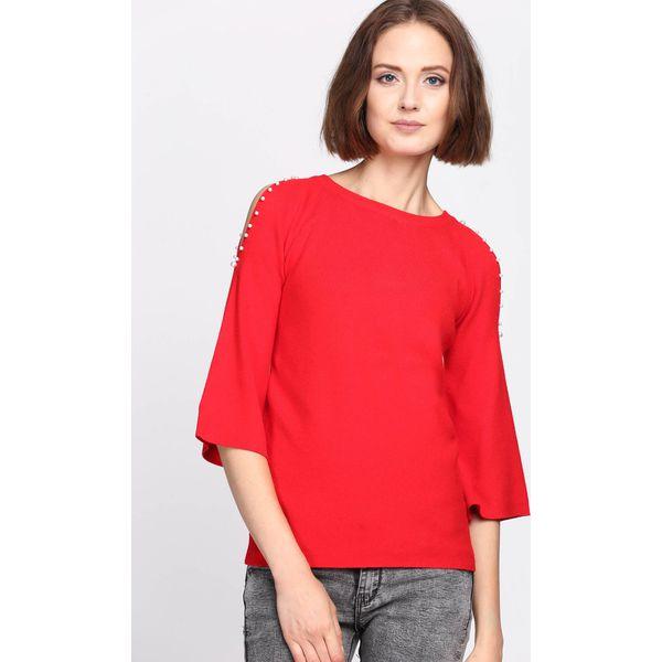 3ede029e Czerwony Sweter Emotional World