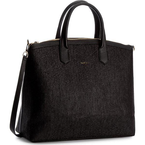 5dbf8e386ba86 Torebka CARINII - Crn-777-159-000-000 Czarny - Czarne torebki klasyczne  damskie Carinii