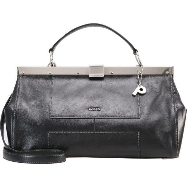 6fc9c25279af7 Picard PREPARED Torebka black - Czarne torebki klasyczne damskie ...