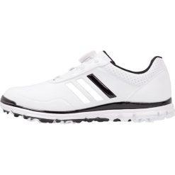 18eb568b56692 Adidas Golf ADISTAR LITE BOA Obuwie do golfa white  core black. Białe  obuwie sportowe ...