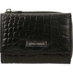 538c121e24e37 Czarne portfele damskie marki Gino Rossi w wyprzedaży - Kolekcja wiosna 2019