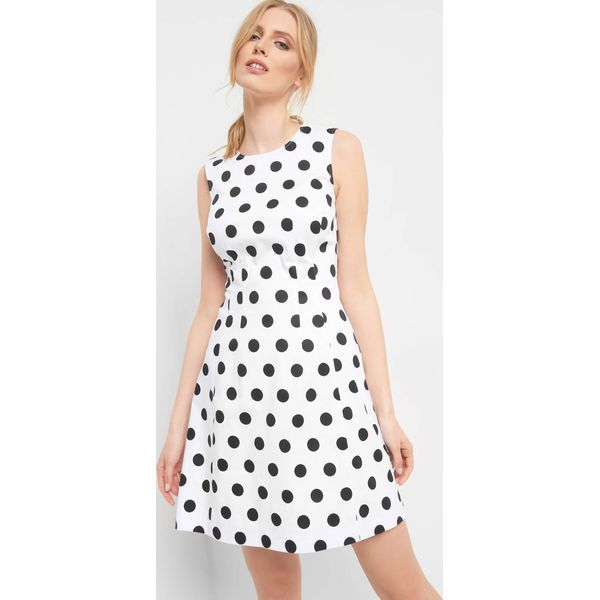 83a6b9f5c1 Sukienka w grochy - Sukienki damskie marki Orsay. Za 139.99 zł ...