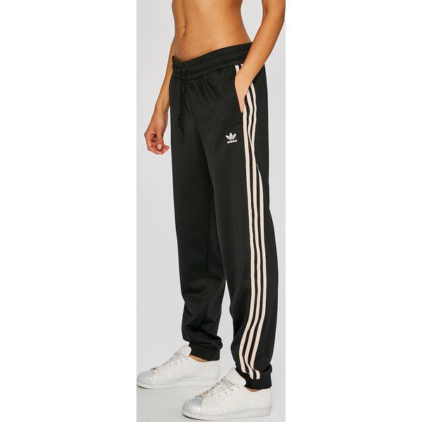 a4d5f65c37c620 adidas Originals - Spodnie - Szare spodnie sportowe damskie Adidas ...