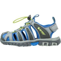 HiTec COVE Sandały trekkingowe grey cobalt limoncello. Sandały chłopięce  marki Hi-tec ... 11ebf05f76