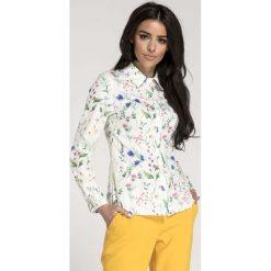 Białe koszule damskie ze sklepu Molly Kolekcja lato 2020  BDCMZ