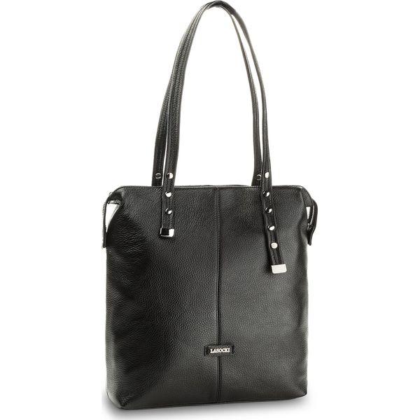 3038e90acfd85 Torebka LASOCKI - VS4240 Czarny - Czarne torebki klasyczne damskie ...