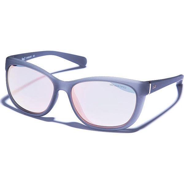 Okulary Damskie Gaze W Kolorze Szaro Niebieskim Niebieskie