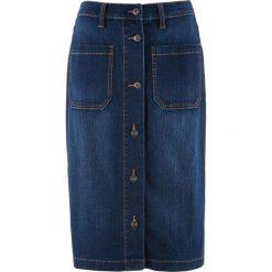 5a700267 Bonprix spódnice dżinsowe - Spódnice damskie - Kolekcja lato 2019 ...