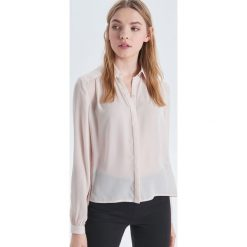0fcb74be9d4c Koszula o klasycznym kroju - Kremowy - Koszule damskie marki Cropp ...