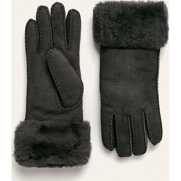 randkowe skórzane rękawiczki