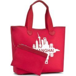 8be5fc0cb3fbf Torebka TWINSET - Shopping AS8PNA St. Shang 02307. Shopper bag marki Twinset.  W