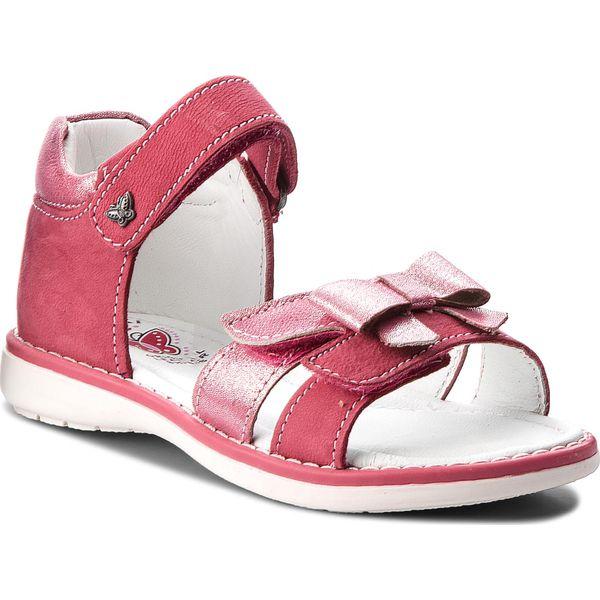 73de177915a47 Sandały LASOCKI KIDS - CI12-2850-08 Różowy Ciemny - Czerwone sandały ...