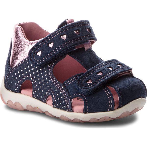 Sandały SUPERFIT - 2-00041-88 Water Kombi - Niebieskie sandały ... 19b14fb819