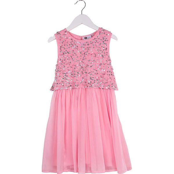 8fc19ec7 Sukienka w kolorze jasnoróżowym