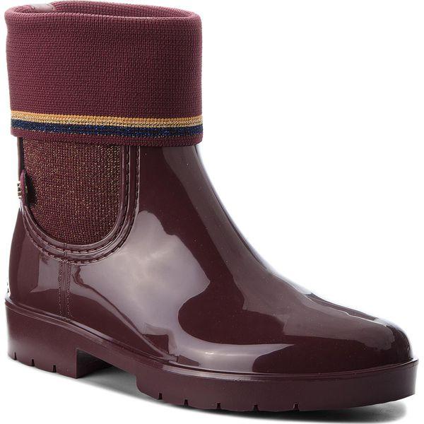 a5f938f1543c0 Kalosze TOMMY HILFIGER - Knitted Sock Rain Bo FW0FW03565 Decadent ...