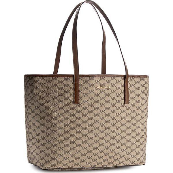 5206b002f19d5 Torebka MICHAEL KORS - Emry 30F6AE4T7V Nat/Nug - Brązowe torebki klasyczne  damskie marki Michael Kors. W wyprzedaży za 989.00 zł.