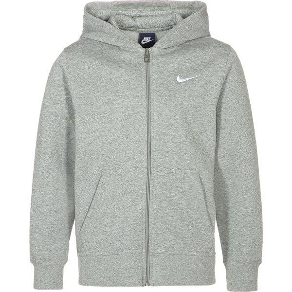 best sneakers 95ff7 8e9d3 Nike Performance YA76 Bluza rozpinana dark grey heatherwhite