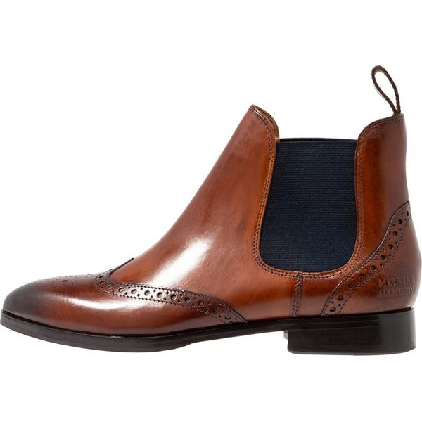 Melvin & Hamilton JESSY Ankle boot wood