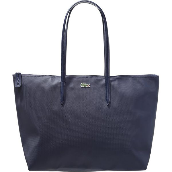 1ac4e8e448d77 Lacoste Torba na zakupy penombre eclipse - Niebieskie shopper bag ...