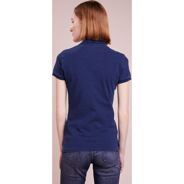 e42c85ce7189 Polo Ralph Lauren JULIE POLO Koszulka polo dark indigo - Niebieskie bluzki  damskie Polo Ralph Lauren