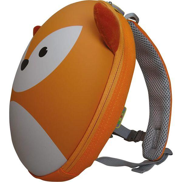 448f43f33df93 Plecak w kolorze pomarańczowym - 22 x 30 x 10 cm - Modne Polki.pl