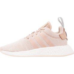 wholesale dealer a2fe6 9edf3 Adidas Originals NMDR2 Sneakersy niskie ash pearlcrystal white. Obuwie  sportowe damskie marki Adidas ...
