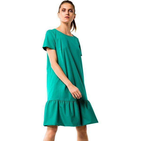 ac8d86df73 Sukienka w kolorze turkusowym - Niebieskie sukienki damskie marki ...