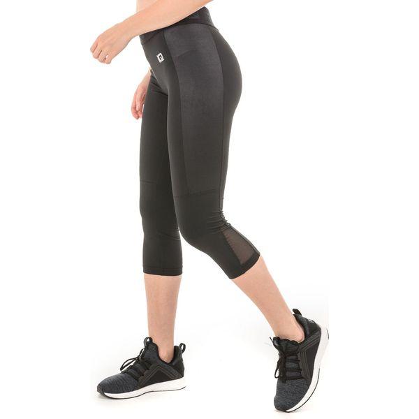 43ae2a8e3e IQ Spodnie damskie ZAKAI 3 4 WMNS Black r. S - Spodnie dresowe ...