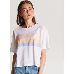 322dfc7fcd62c6 Wyprzedaż - biała odzież damska ze sklepu Cropp - Kolekcja lato 2019 ...