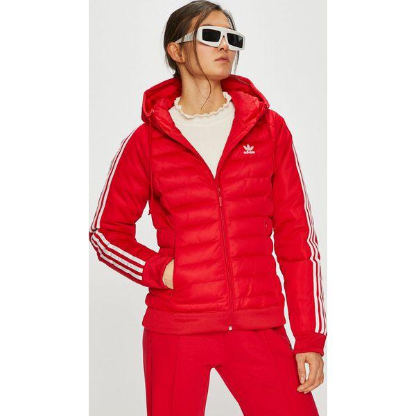 8507182c5 adidas Originals - Kurtka - Czerwone kurtki damskie Adidas Originals ...