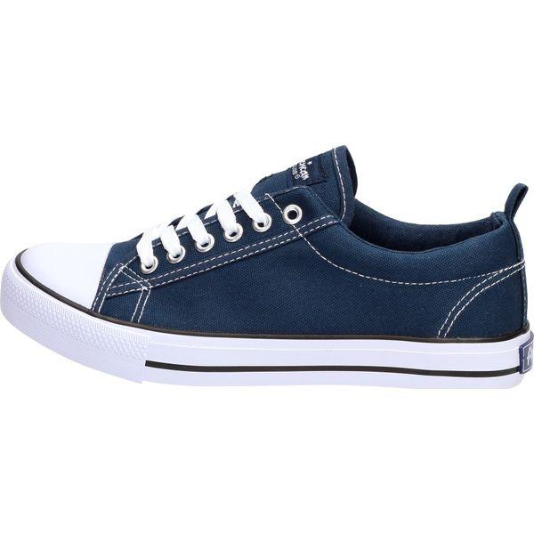 7b396435 Wyprzedaż - niebieskie obuwie sportowe damskie - Kolekcja lato 2019 - Butik  - Modne ubrania, buty, dodatki dla kobiet i dzieci