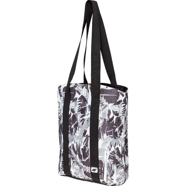 cae1a0fe42f33 4f Torba plażowa H4L18-TPL001A 20 szara - Szare torby sportowe marki ...