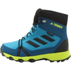 hot sale online 6c254 c3bcc 430feb2be014 Adidas Performance TERREX SNOW Śniegowce black blue night. Buty  zimowe chłopięce marki Adidas.