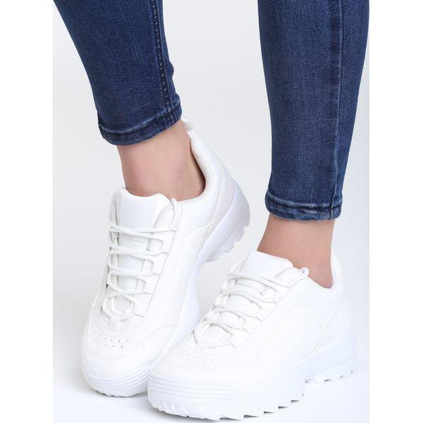 526860f135564 Obuwie sportowe casual damskie marki Born2be - Kolekcja wiosna 2019 - Butik  - Modne ubrania, buty, dodatki dla kobiet i dzieci