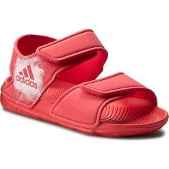 Sandały adidas - AltaSwim C BA7849 Corpink Ftwwht Ftwwht. Sandały chłopięce  marki Adidas 8495d474ef