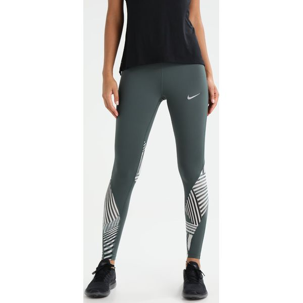 online tutaj nowy haj ładne buty Nike Performance POWER EPIC LUX Legginsy vintage green/pale grey
