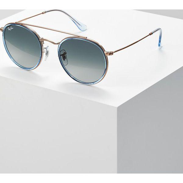 RayBan Okulary przeciwsłoneczne grey gradient dark grey - Okulary ... bd1f5043101d