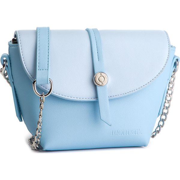 5d8173cd69bc6 Torebka MONNARI - BAG4230-012 Blue - Torebki klasyczne damskie marki ...