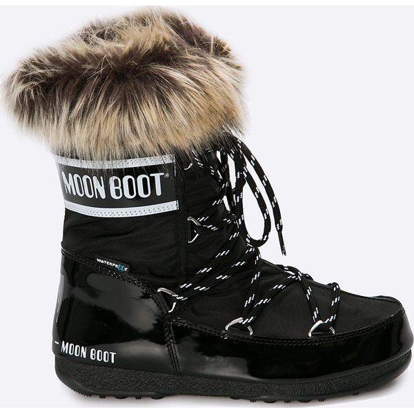 Moon Boot śniegowce Monaco śniegowce Damskie Marki Moon Boot Za