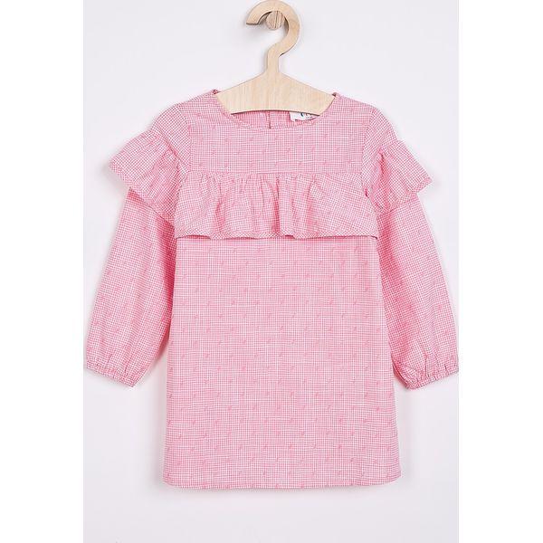 c63eb1d256 Trendyol - Sukienka dziecięca 98-128 cm - Różowe sukienki dziewczęce ...