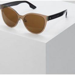 69ec5d294e2f McQ Alexander McQueen Okulary przeciwsłoneczne bronzeblackbrown. Okulary  przeciwsłoneczne damskie marki McQ Alexander McQueen.